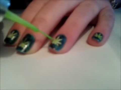 Weed Nails - YouTube