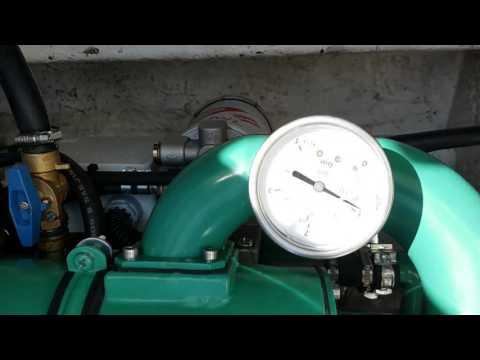 MTM 200 diesel hajómotor / boat marine motor 2,5 TDI cruising speed