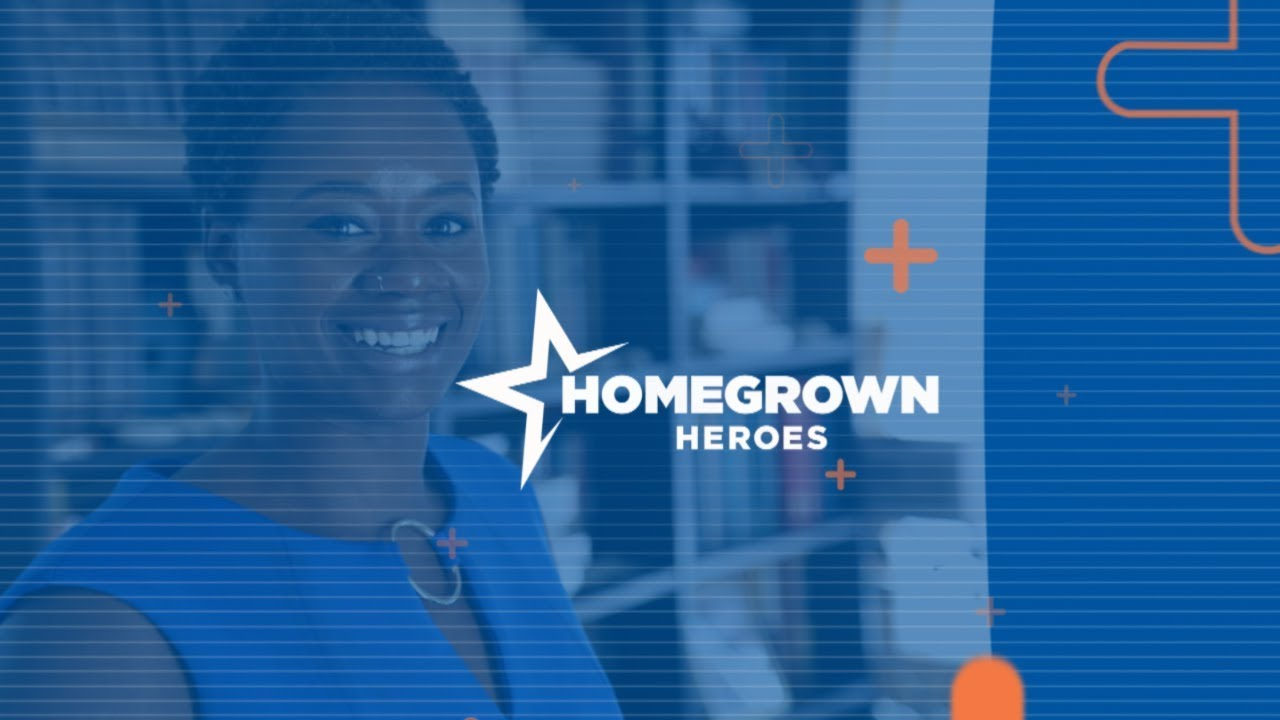 Christin Farmer - Cleveland HomeGrown Heroes winner 2019