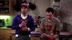 Big Bang Theory Deutsch Staffel 1 Folge 1 Leonard + Penny witzige Szenen