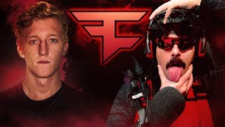 DrDisrespect's initial thoughts on TFUE SUING FAZE