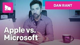 видео Apple против Google против Microsoft. Кто от кого тянет? Часть 2