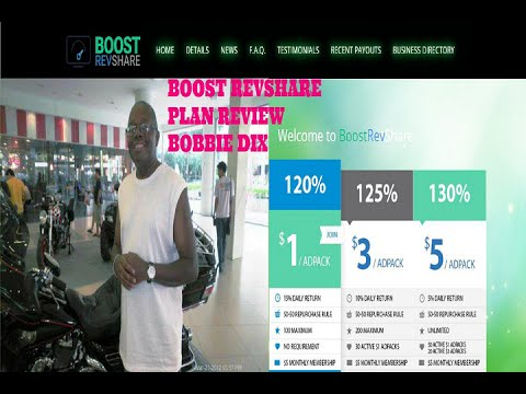 BOOST REVSHARE REVIEW