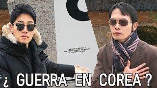 Aquí en un Parque Coreano descansan 163 Latinos