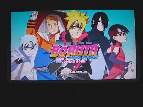 Boruto: Naruto The Movie Official Trailer