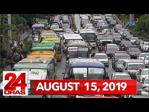 24 Oras Express: August 15, 2019 [HD]