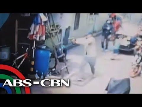 TV Patrol: Retiradong pulis, patay sa pamamaril sa Pasay City