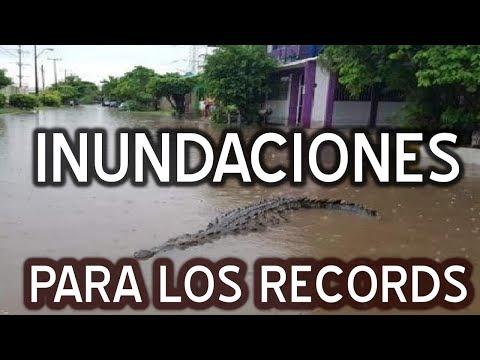 Floods records around the world super typhoon trami #inundation #trami #volcan