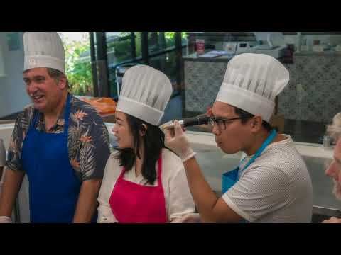 Making Gelato - The Class with GelatoLove