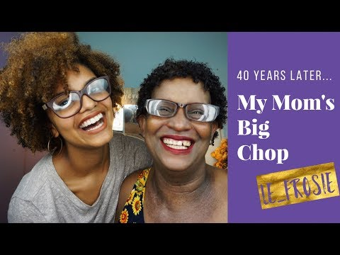 Download lagu Mp3 40 Years Later | Mami's Big Chop | Q & A | Wash n Go terbaik