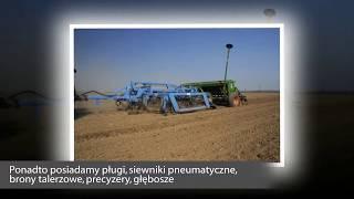 Maszyny rolnicze spulchniarki siewniki Bydgoszcz Agro-Malbork