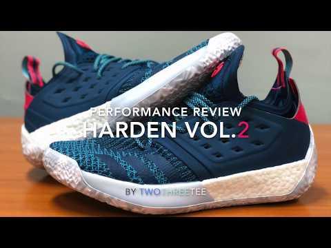 6141fcea366 adidas Harden Vol 2 Concrete On Feet by DilokStore TH - YouTube