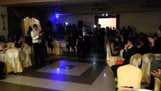 Флешмоб танец от друзей на казахской свадьбе.mp4
