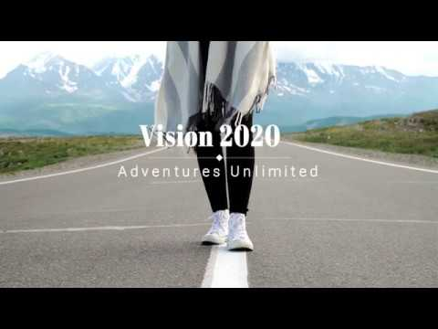 Adventures Unlimited 2020 Theme of the Year #AmazingEveryTime
