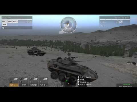 21st MEU Arma 3 Realism Unit: Operation Yuma