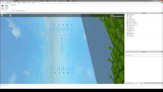 Roblox First Person Jet with HUD by D8Dev [Roblox Games Design/Demonstration]