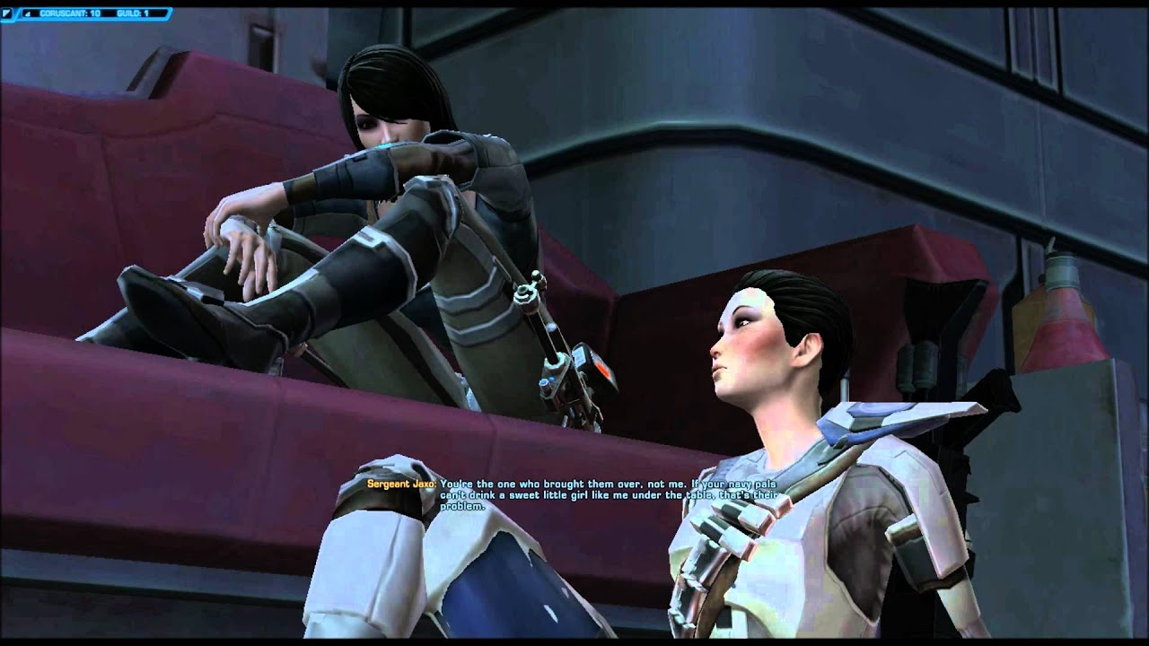 Swtor funny trooper names