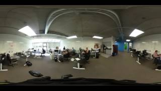 [360 Video] Get Immersed In Sales For Life's Office, A Sneak Peek