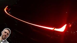 2019 Lexus UX 200/250h Night Lighting