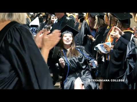 Texarkana College Spring 2018 Graduation
