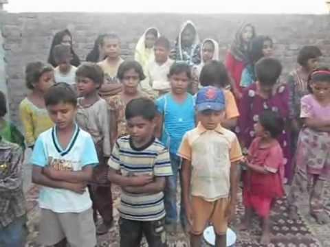 Gospel Song by LTO ( Little Treasure Orphanage )