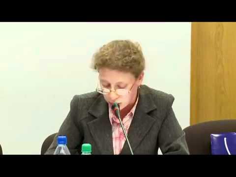 A.Tatar z NIGDY WIĘCEJ - sesja Ofiary przestępstw z nienawiści, Prokuratura Generalna, 13.06.12.