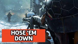 Call Of Duty: WW2 Multiplayer Beta Highlights Gameplay