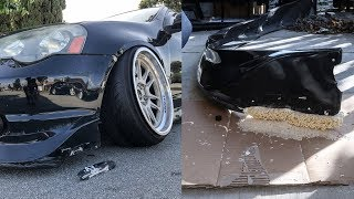 I TRIED FIXING MY CAR WITH INSTANT RAMEN NOODLES!!