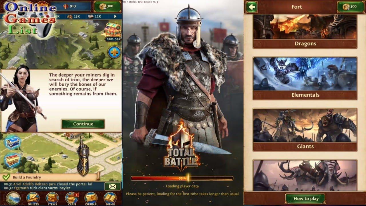 Battle Online