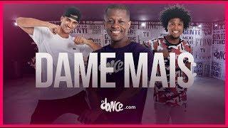 Dame Mais - Rincon Sapiencia, TropKillaz e Clau FitDance TV (Coreografia) Dance Video