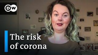 Katja's corona diary   DW Documentary