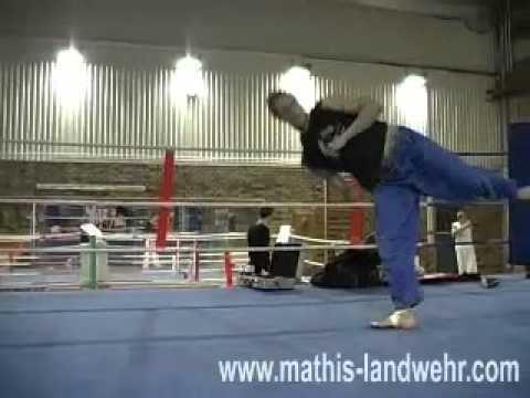 MathisLandwehr martial arts showreel