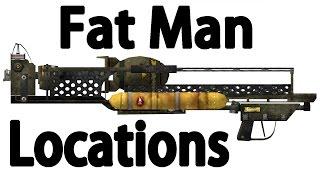 Fallout New Vegas: Fat Man (Mini Nuke Launcher)