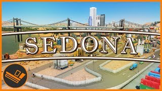Sedona - Part 57 | DYING CITY!? (Cities: Skylines)