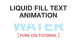 Css Text Background Effect - YouTube
