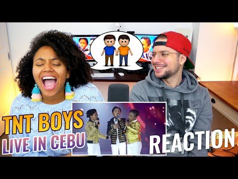 TNT Boys Concert in Cebu | REACTION