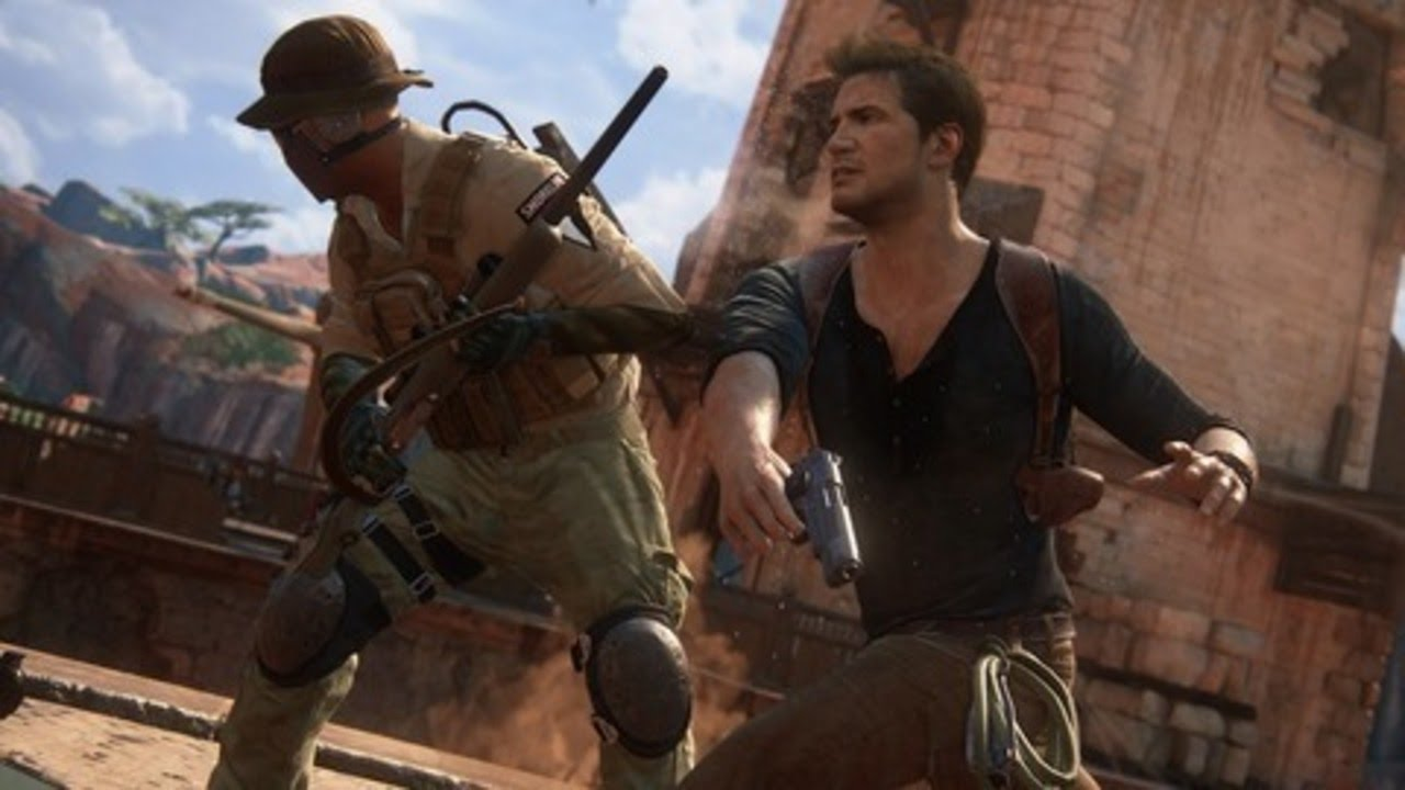 uncharted 4 full round of team deathmatch on auction house youtube