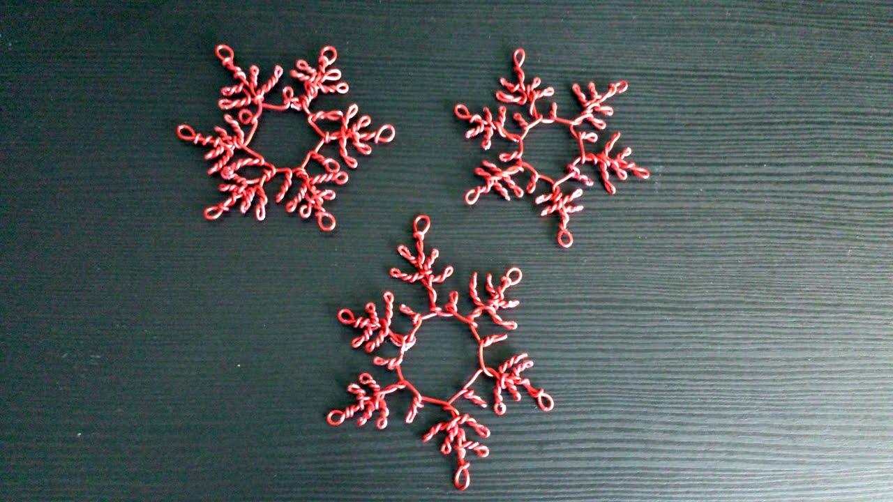 C mo hacer estrellas para Navidad