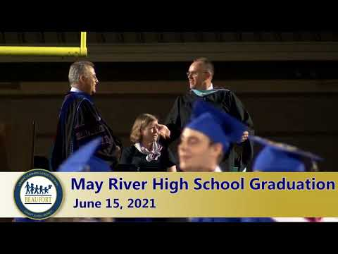 May River High School 2021 Graduation