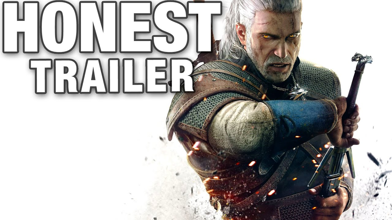 THE WITCHER 3 (Honest Game Trailers)