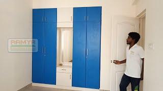Ramya Modular Kitchen, Our Client Mr. Srinivasan Golden Opulence Poonamallee,