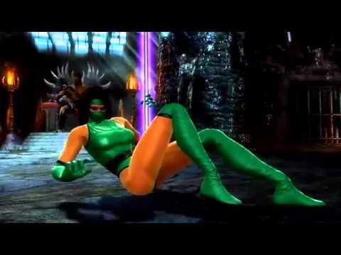 Kitana Mk2 Mortal Kombat: Kitana ...