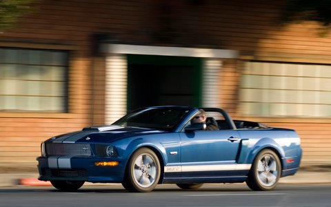 Long Term Verdict 2008 Ford Shelby Gt Convertible Youtube