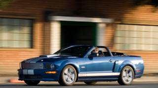 2008 Ford Shelby GT Convertible Videos
