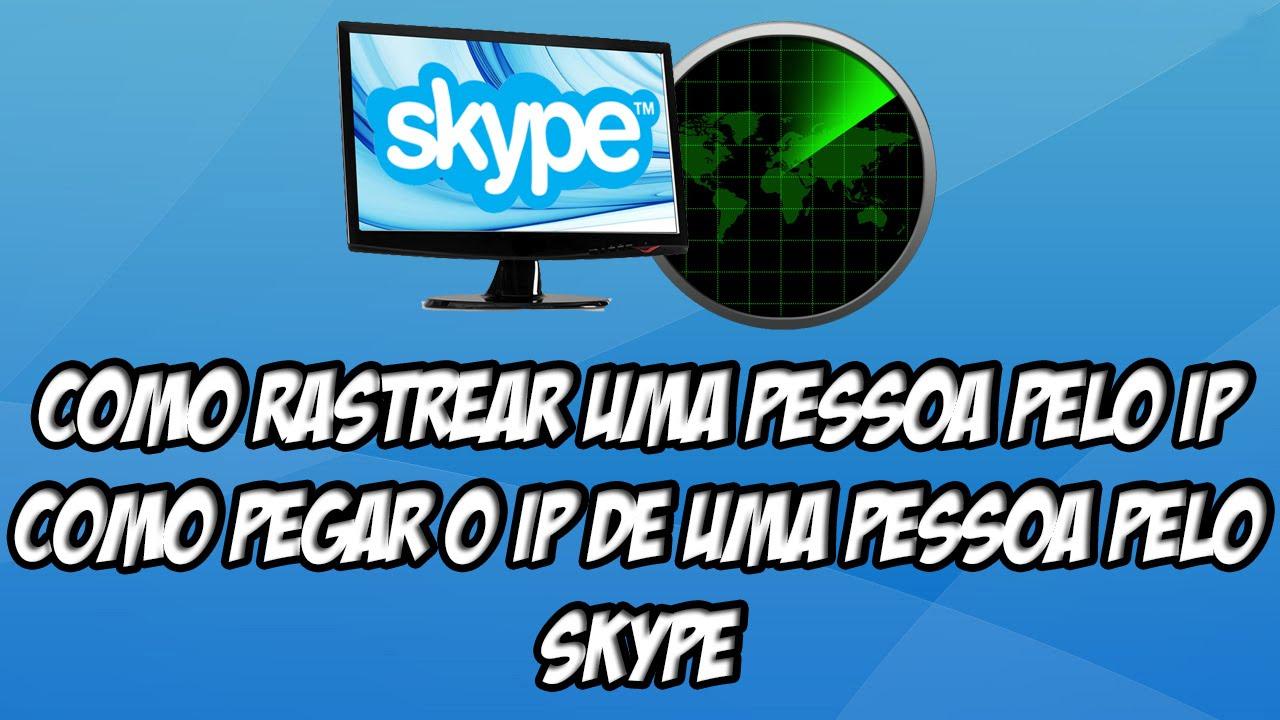 rastrear celular pelo skype