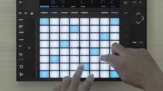 Ableton Push 2 Tutorial ? Playing Chords