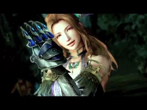 Dynasty Warriors 8 - Zhang Chunhua Musou Attack!!