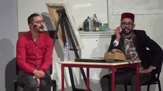 Hassan & Mohssin -) dream   ( حسن و محسن   مسرحية دريم    كوميدية  القسم الاول