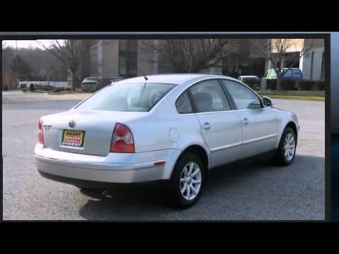 2004 Volkswagen Passat GLS in Marlow Heights, MD 20746