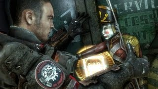 Dead Space 3: In Co-Op, You